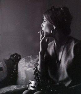anna smoking young