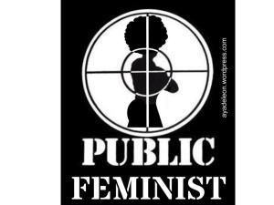 Public Feminist web